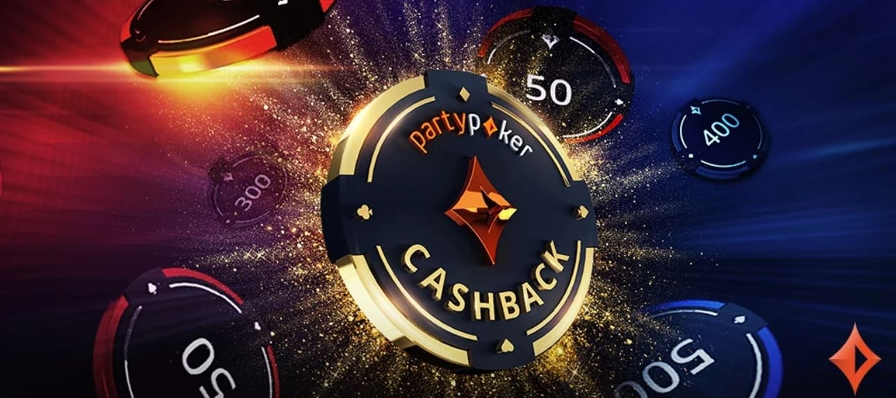 Table Starter Cashback Promotion from Partypoker