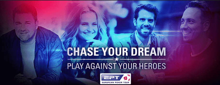 Are you ready to fulfill your dream with Pokerstars?