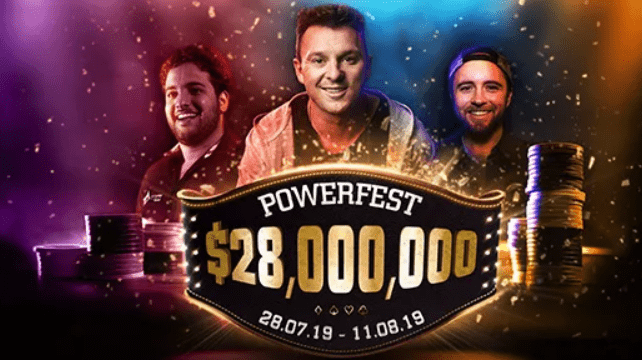 Are you ready for an incredible partypoker powerfest?