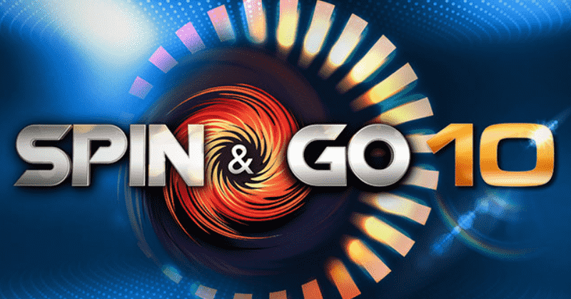 Win up to $ 8,000 every day at Spin&Go at Pokerstars