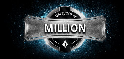 Partypoker MILLION,Tickets Replacement by T$ and New Diamond Club Hero at Partypoker