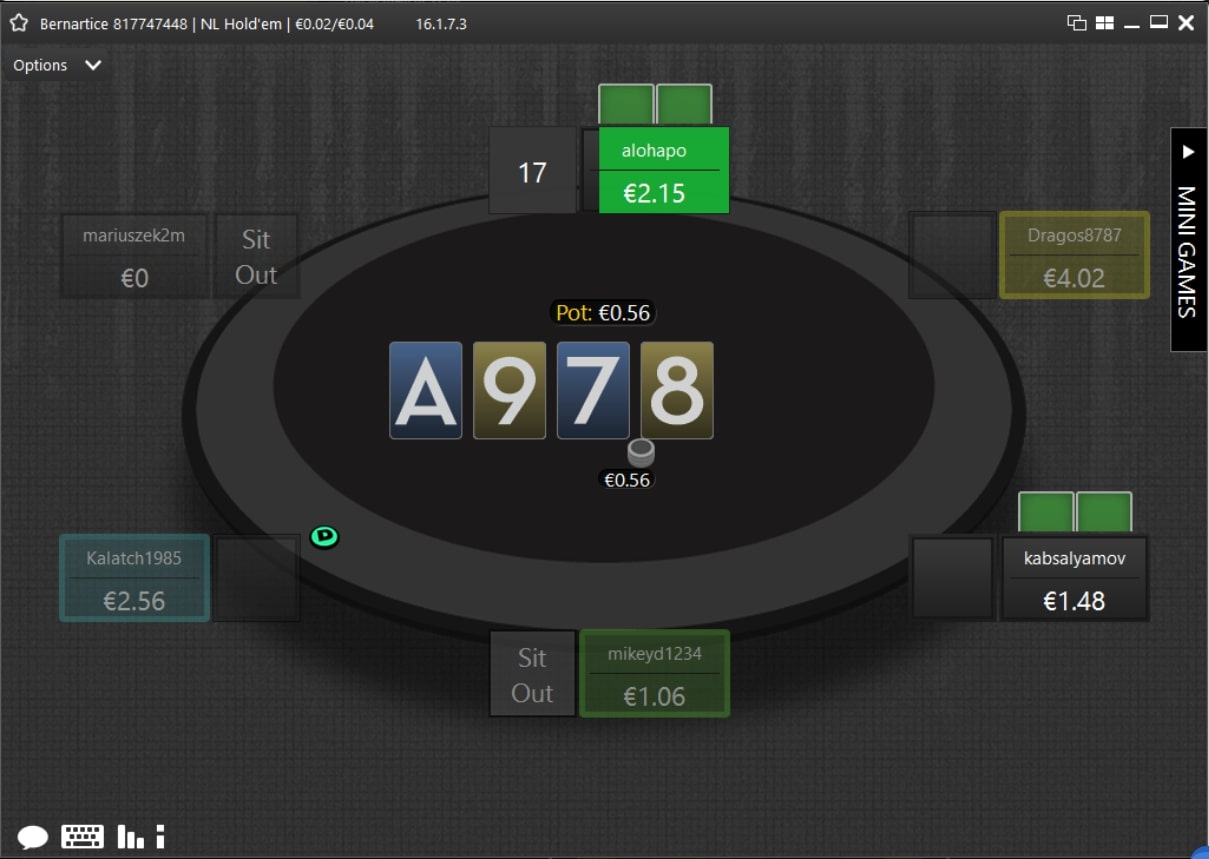 Convenient layouts for iPoker will increase your profit