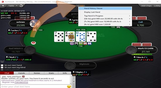 Where is Replayer and how to use it in Holdem Manager 3?