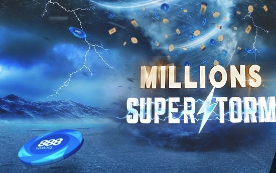 $ 3,000,000 Promotion from 888Poker