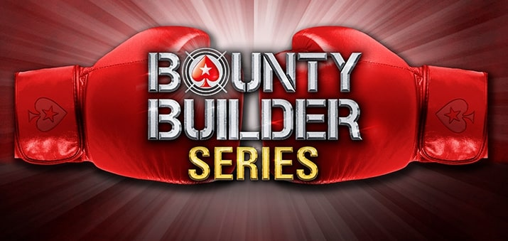 25 Millions in Pokerstars Bounty Builder Tournament Series