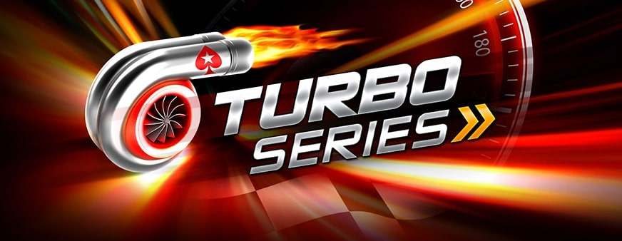 $ 25M at Pokerstars Turbo Series - Already in April!
