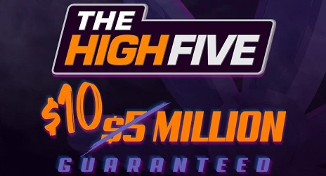 Double guarantee of «The High Five» and PokerKing Client Updates.