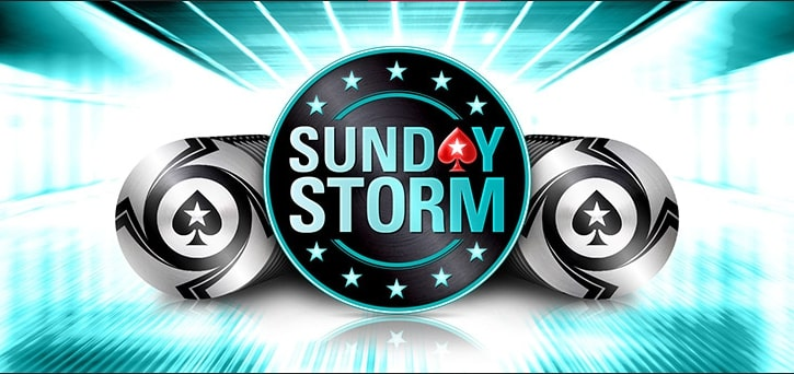 The results of the anniversary Sunday Storm and 3M$ Sunday Million