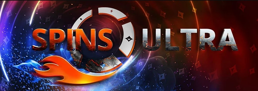 New Spins Ultra - coming soon at Partypoker!