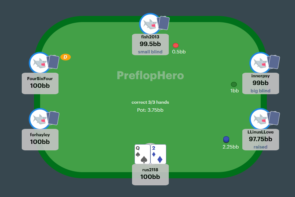 Introducing PreflopHero Cash - The Newest Cash Poker Trainer