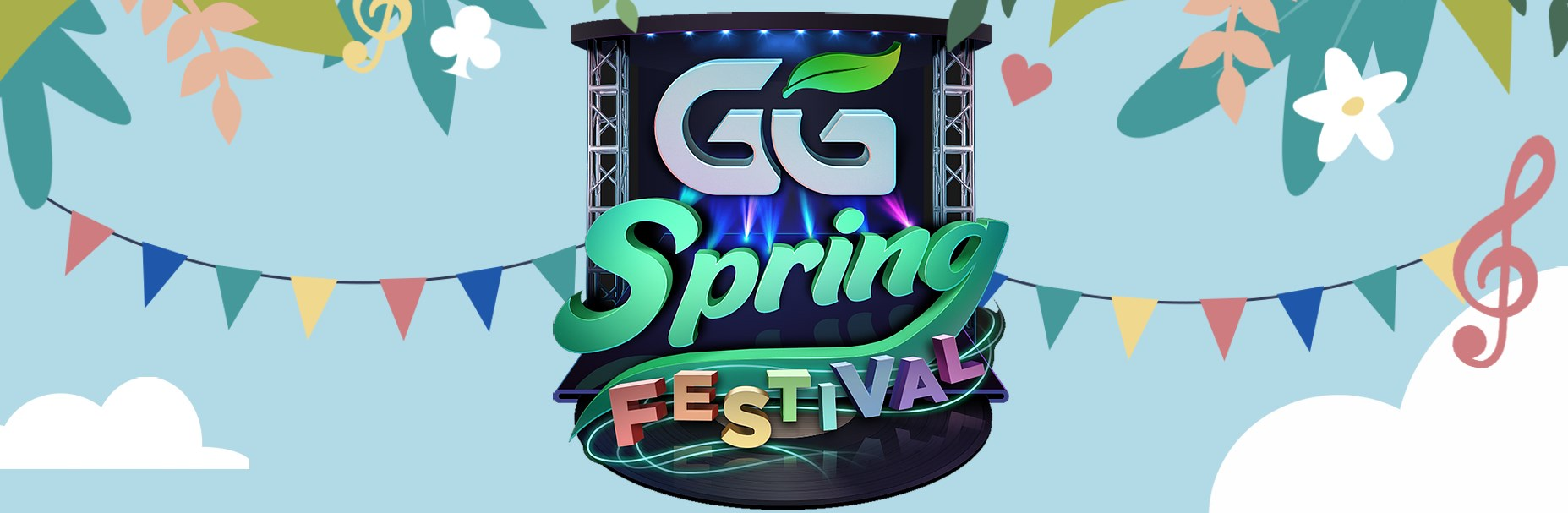Spring Festival Series 150 Million Launches at GGPokerOK